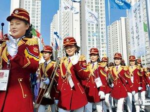オリンピックと南北コリア。~合同チームの開会式は肯定、競技参加は否定という冷静な韓国市民~