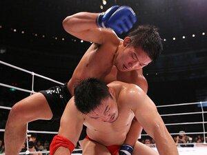 """DREAMでの""""完勝""""では物足りない!石井慧に日本格闘技界が望むこと。"""