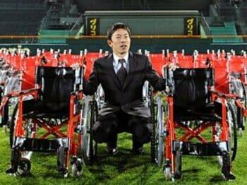 「『勇気』。これだけです」 赤星憲広、走り続けた9年間の矜持。<Number Web> photograph by KYODO