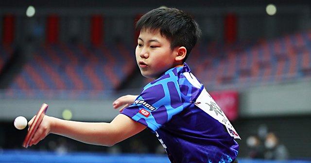 """なぜ卓球界には""""スーパー小中学生""""が続出するのか 年上選手に「健闘した」では許されない厳しい事情とは"""