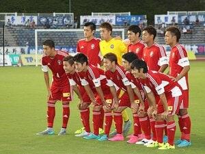 U-22選抜に五輪予選チームが集結。J3町田に完敗した、有意義な経験。