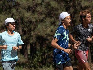 """「マラソンにドラマなんて必要ないんだ」大迫傑(30歳)に""""2カ月密着トレ""""した新世代ランナーが痛感したこと"""