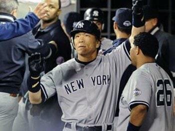 ポストシーズン本命のヤンキース、いまだ抱える3つの不安材料。<Number Web> photograph by KYODO