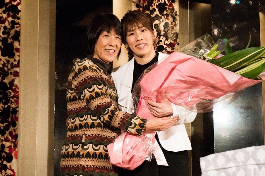 吉田沙保里が引退を決意するまで。「キャスターよりバラエティの方が」<Number Web> photograph by Asami Enomoto