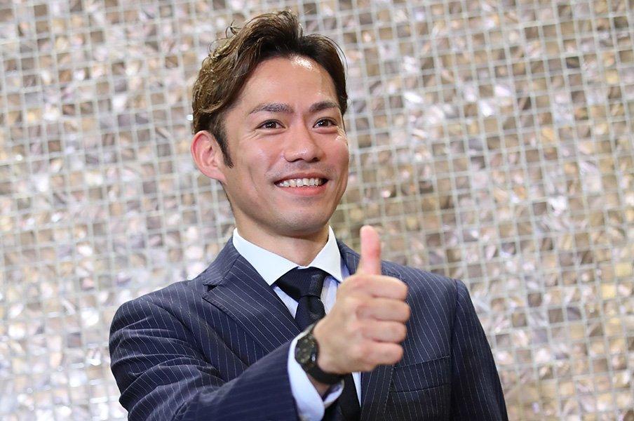高橋大輔がほんとうに戻ってきた。「自分だけのためにやっていきたい」<Number Web> photograph by AFLO