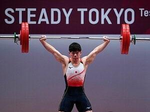 ウエイトリフティング男子復権の星、糸数陽一が見据える「東京五輪で金」。