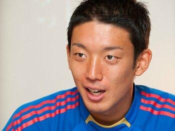 <五輪代表連続インタビュー#1>GK・権田修一 「僕は今のチームの一体感を大事に戦いたい」 <Number Web> photograph by Toshiya Kondo