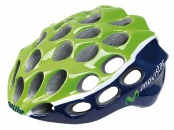 この春は斬新デザインを頭にのせて自転車を駆る。~「カットライク」の新世代ヘルメット~<Number Web>