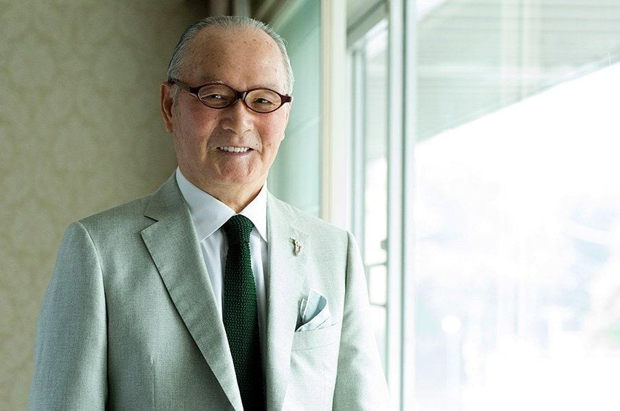 長嶋茂雄が語る東京五輪への思い。復活する野球を成功させるために――。<Number Web> photograph by Asami Enomoto