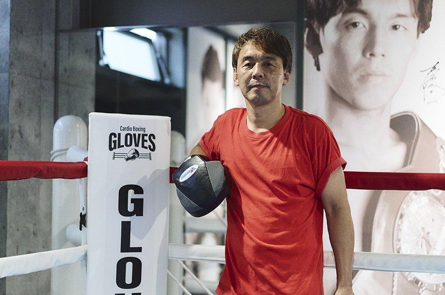 那須川天心15歳《ボクサーの天才性》は西岡利晃と同レベルの衝撃だった… 葛西トレーナーが知る「相当な可能性」とは