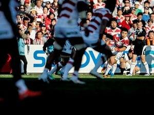 「指示待ちが日本ラグビーの現状」田中史朗、指揮官とともに改革を。