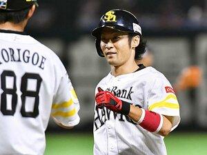 日本一直後にビールかけよりサプリ。ホークス明石健志は天才型名脇役。