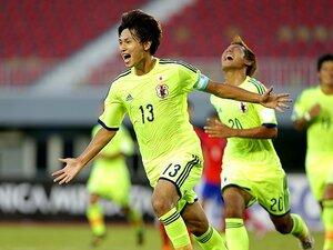U-20W杯への大一番、相手は北朝鮮。注目は南野拓実と、2人の超成長株。