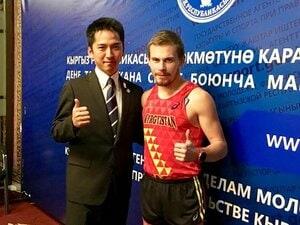 元箱根駅伝選手、指導者としてキルギスへ。教え子の五輪出場を通して伝えたいこと。