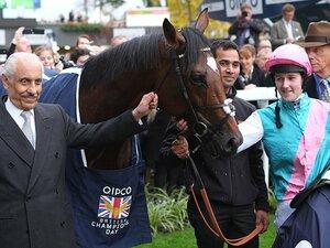 14戦無敗のフランケル、27年ぶりの新史上最強馬に。~英国の優駿に与えられた高評価~