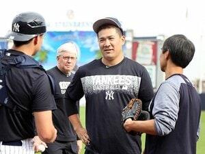 田中将大はヤンキース先発の大黒柱。調整も「マーさん」流を全面信頼。