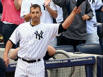 中心選手が次々に引退。ヤンキース、危急存亡の秋。~生え抜きが去った盟主の過渡期~<Number Web> photograph by Getty Images