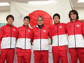 錦織効果で日本人選手が急成長中!全仏出場5人という偉業の背景とは?<Number Web> photograph by Hiromasa Mano
