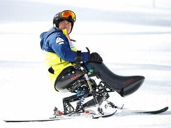平昌パラリンピックの見どころは?金メダル候補も続々、日本の超人達。<Number Web> photograph by SportsPressJP/AFLO