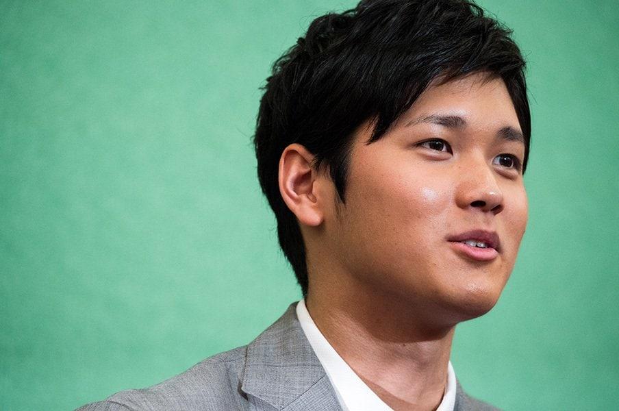 大谷翔平のメジャー成績を大胆予想。投手では11勝。一方野手では……。<Number Web> photograph by Nanae Suzuki