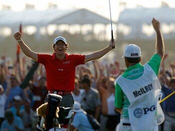112年ぶりに正式種目復活のゴルフ。リオ五輪での試合形式に疑問符が?<Number Web> photograph by AP/AFLO