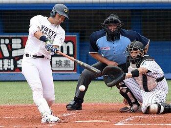 中京学院大・吉川尚輝は攻守に派手。プロスカウトが「うちのよりうまい」。<Number Web> photograph by NIKKAN SPORTS