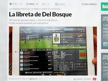 スカウティングを変える、20万人のデータベース。~世界中のサッカー選手を網羅~<Number Web> photograph by Nao Nakai