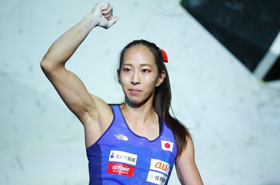 スポーツクライミング2019→2020この選手に注目!(総まとめ・女子編)<Number Web> photograph by AFLO