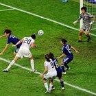 サッカー女子W杯2011決勝、米代表ワンバックのゴール