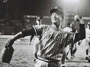 """野球界の迷信? 「サウスポーvs左打者=投手が有利」はウソだよ…私が""""伝説の左腕""""安田猛から教わった話"""