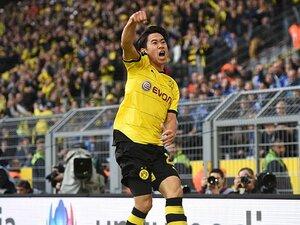 香川が一対一の守備でチーム最高!?ポジションチェンジで得た2つの武器。