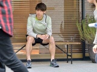 <サッカー日本代表のお気に入り> 大迫勇也のON/OFFスタイル。