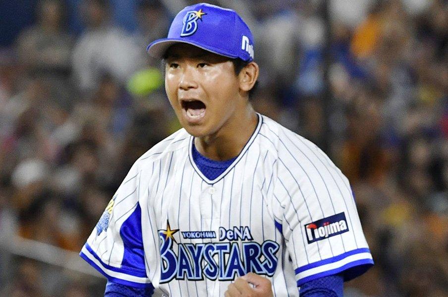 モノマネ上手な今永昇太が見つけた自分のフォーム。~横浜のエースから日本のエースへ~<Number Web> photograph by KYODO