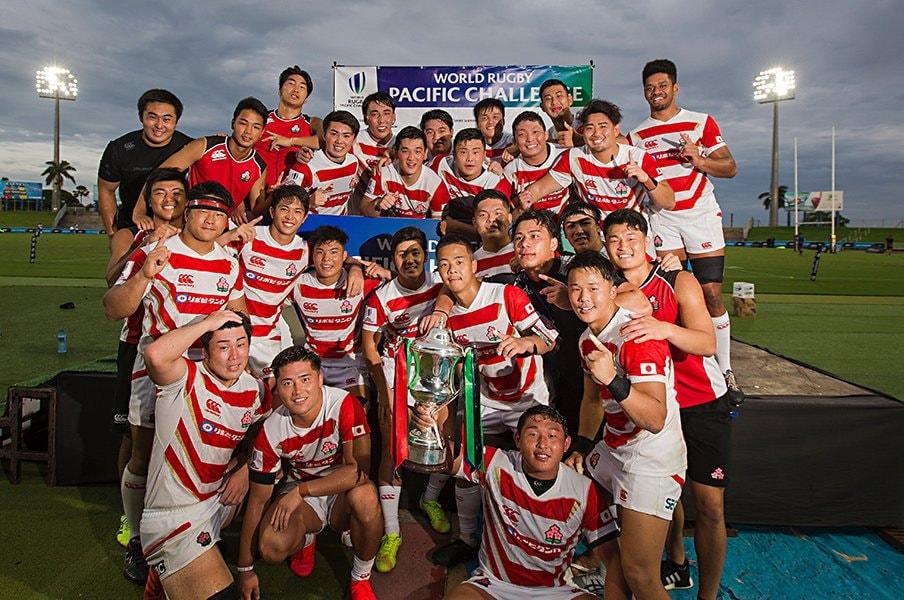 日本ラグビー、2023年へ膨らむ期待。頼もしい若きジャパンの「優勝」。<Number Web> photograph by Zoomfiji
