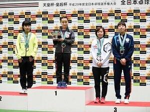 伊藤美誠は平野、石川になぜ勝てた?過激な戦術変更で日本卓球界が飛躍!