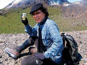 吉田類 「野性を求めさまよう、『酒と山』放浪記」