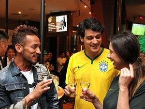 日本の酒を世界に猛烈アピール!銘酒蔵元がサンパウロに大集合。