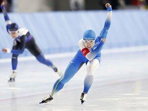 """小平奈緒は今季も世界新を目指す。北京五輪は""""ぼんやり""""視野に。"""