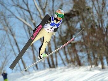 """スキージャンプの注目は""""-4cm""""。新ルールに日本勢は対応できるか?<Number Web> photograph by Shino Seki"""