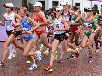 """""""女子マラソン王国""""日本、崩壊!求められる強化策の抜本的改革。<Number Web> photograph by Shinji Oyama/JMPA"""