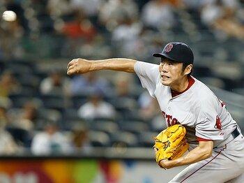 岩隈、上原、黒田、そしてカーショー。メジャーの主流は球速から制球力に?<Number Web> photograph by AFLO