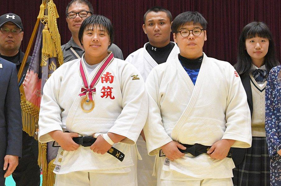 女子柔道界の超新星、17歳・素根輝。兄との二人三脚で全日本を初優勝。<Number Web> photograph by AFLO