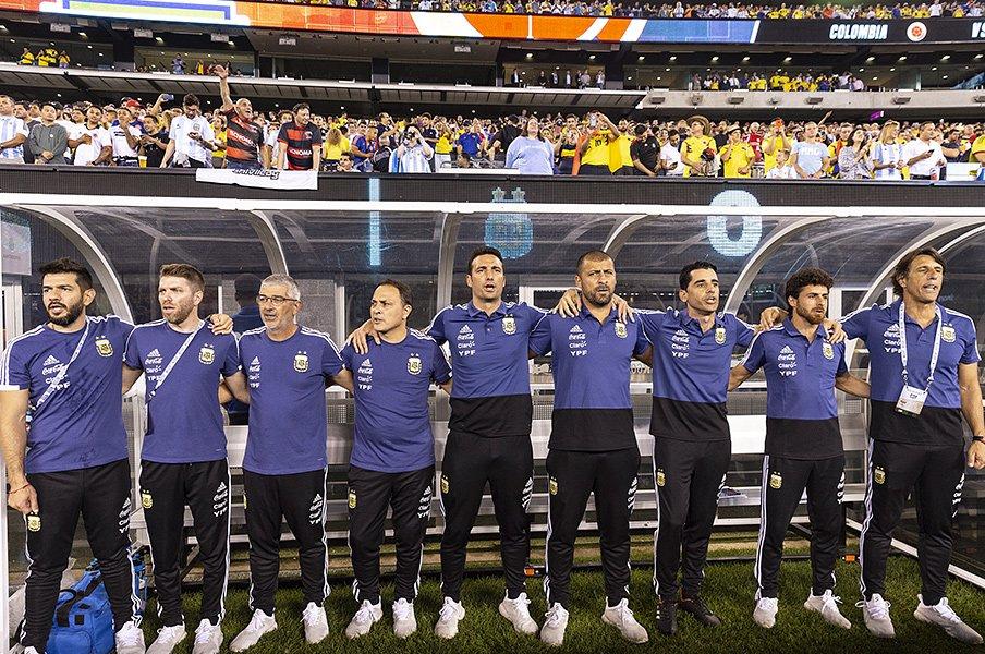 イカルディなどスター候補は多い。アルゼンチン代表監督は大丈夫か?<Number Web> photograph by UNIPHOTO PRESS