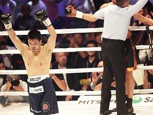 村田諒太を支える「親父と息子」。居場所はボクシング、逃げ場は……。