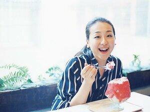 浅田真央 私のスイーツ愛(6)「スケート仲間にはかき氷が人気」