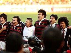 大学日本一インタビューで「やばいっす」連発 早稲田大ラグビー部の元主将・豊田将万は今何をしている?