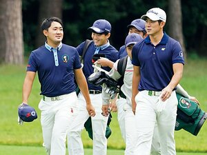 ゴルフ国内男子ツアーで大学生が活躍する3つの理由。~世界で戦っていくために~