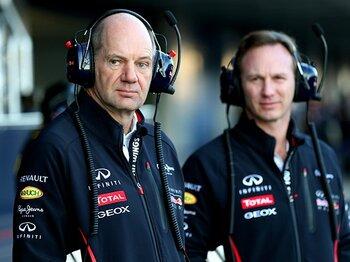 今季F1を制するのは師匠か弟子か?マクラーレン出身エンジニアの戦い。<Number Web> photograph by Getty Images