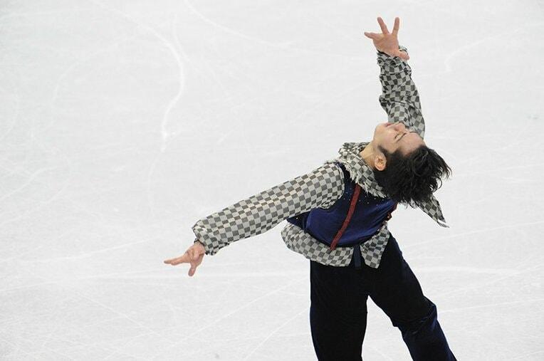 2010年 バンクーバー五輪 / photograph by Kaoru Watanabe/JMPA