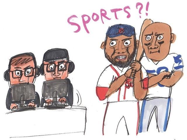 スポーツだと思う